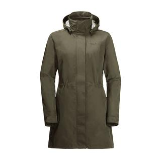 Jack Wolfskın Ottawa Coat Kadın Outdoor Montu