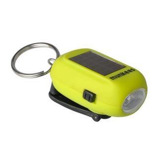 Munkees Mini Solar/Dynamo Flashlight Anahtarlık