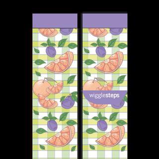 Wıgglesteps Retro Fruıts Kadın Çorap