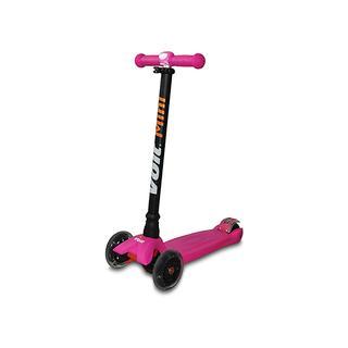 Voıt 218 şıklı 3 Teker Scooter Fuşya Scooter