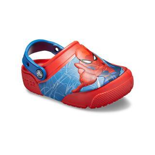Crocs Crocsfl Spiderman Lts Clg Çocuk Terlik