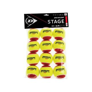 Dunlop D Tb Stage 3 Red 12Polybag Tenis Topu