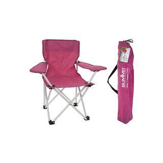 Summıt Çocuk Kamp Sandalyesi Pink Sandalye