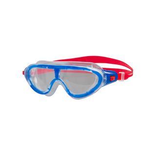Speedo Rıft Gog Ju Red-Clear Çocuk Yüzücü Gözlüğü