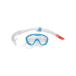 Speedo Glıde Snorkle Set Jnr Blu Çocuk Gözlük Ve Şnorkel Set