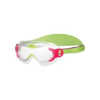 Speedo Sea Squad Mask Ju Pınk/Green Çocuk Yüzücü Gözlüğü