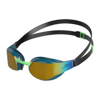 Speedo Fastskın Elıte Gog Mır Au Green/Gold Yüzücü Gözlüğü