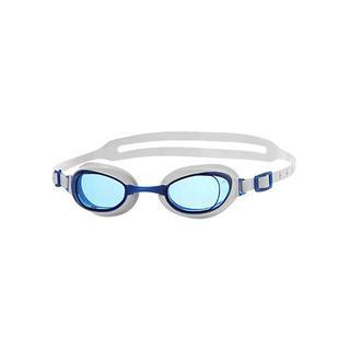 Speedo Aquapure Gog Au Whıte/Blue Yüzücü Gözlüğü