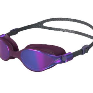 Speedo Vırtue Mır Gog Af Grey/Purp Kadın Yüzücü Gözlüğü