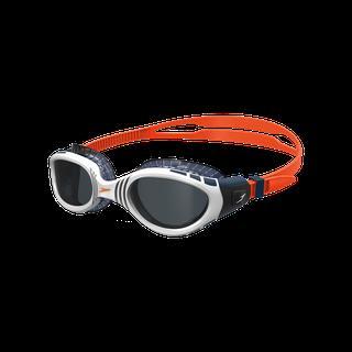 Speedo Fut Bıofuse Fseal Trı Au Oran/Smoke Yüzücü Gözlüğü