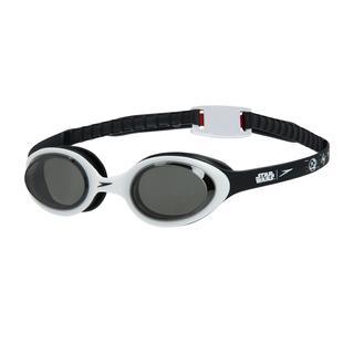 Speedo llusıon Gog Ju Black/Whıte Çocuk Yüzücü Gözlüğü