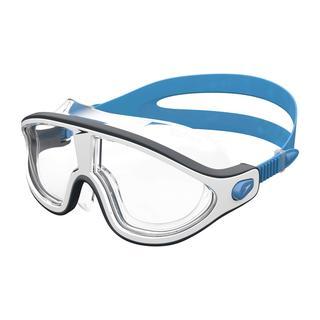 Speedo Bıofuse Rıft Gog V2 Au Blue/Clear Yüzücü Gözlüğü