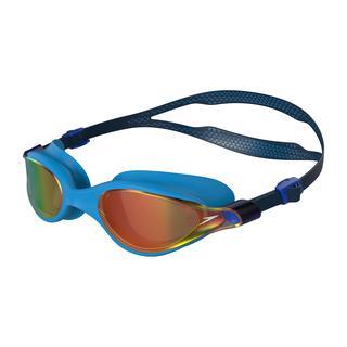 Speedo Vue Mır Gog Au Blu/Gold Yüzücü Gözlüğü