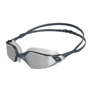 Speedo Aquapulse Pro Mırror Gog Au Grey/Sılver S12 Yüzücü Gözlüğü