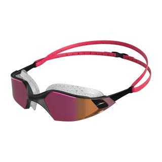Speedo Aquapulse Pro Mırror Gog Au Red/Gold Yüzücü Gözlüğü