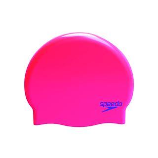 Speedo Moud Sılc Ju Red/Purple Çocuk Yüzücü Bonesi