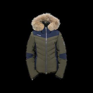 Phenıx Chloe Hybrid Down With Real Fur Kadın Kayak Montu