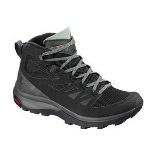 Salomon Outline Mid Gore-Tex Kadın Outdoor Ayakkabı