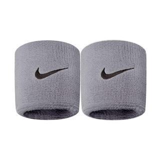 Nike Swoosh Wrıstbands Grey Heather/Black Osfm Bileklik