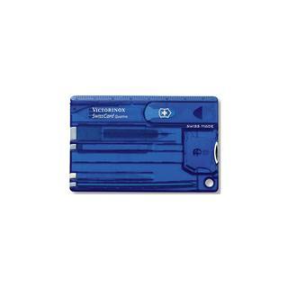 Vıctorınox Swisscard Lite Mavi Şeff