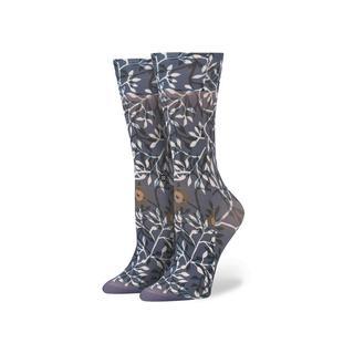 Stance Blue Leaf Kadın Çorap