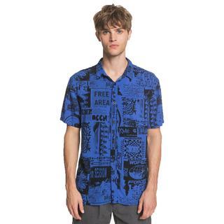 Quıksılver Fluıdgeoss Erkek Gömlek