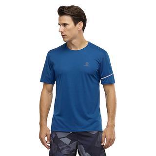 Salomon Agile Ss Erkek Koşu T-Shirt
