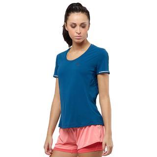 Salomon Agile Ss Kadın Koşu T-Shirt