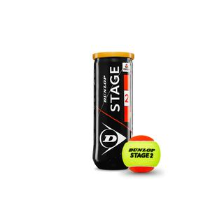 Dunlop D Tb Stage 2 Orange 3Pet Tenis Topu