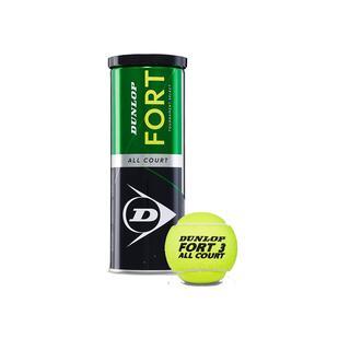 Dunlop D Tb Fort All Court Ts 3Tin Tenis Topu