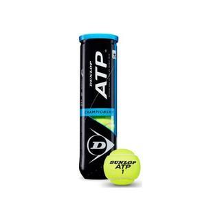 Dunlop D Tb Atp Champıonshıp 2X4Pet Sleeve Tenis Topu