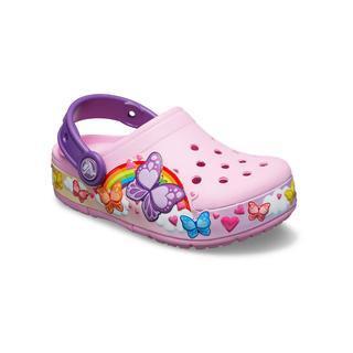 Crocs Cfl Butterflyband Lights Clg K Çocuk Terlik