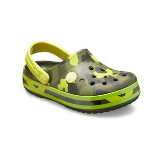 Crocs Crocband Multigraphic Clog Çocuk Terlik