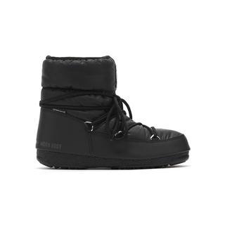 Moon Boot Low Nylon Waterproof 2 Black Kadın Kar Botu