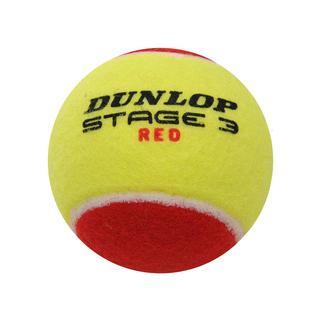 Dunlop Dunlop Stage 3 (Red) Tenis Topu Kova