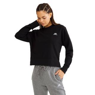 Skechers Lightweight Fleece Low Sleeve Crew Neck Kadın Sweatshırt