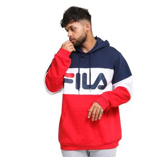 Fıla Nıght Blocked Hoody Erkek Sweatshırt