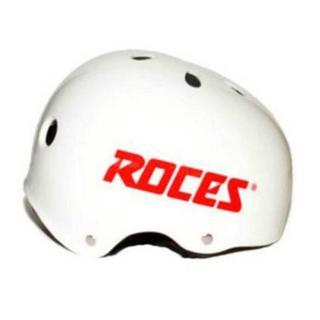 Roces Aggressive Helmet Ce White Çocuk Kask