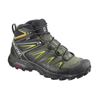 Salomon X Ultra 3 Mıd Gore-Tex Erkek Outdoor Ayakkabı