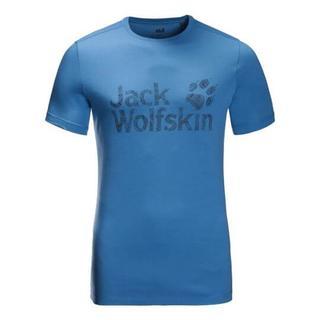 Jack Wolfskın Wolf Logo T Erkek T-Shırt