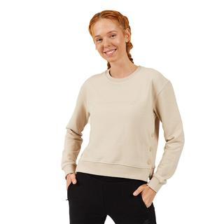 Skechers Lw Fleece Long Snap Crew Neck Kadın Sweatshırt
