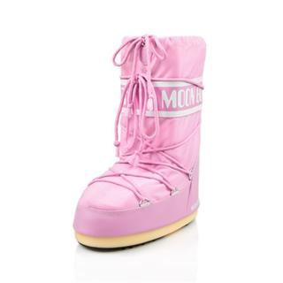 Moon Boot 14004400-063 Moon Boot Naylon Pink (27-34) Çocuk Kar Botu