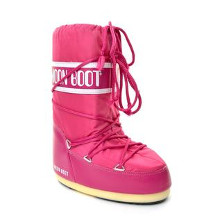 Moon Boot Nylon Bouganvılle (27-34) Çocuk Kar Botu