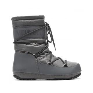 Moon Boot Mid Nylon Waterproof Castlerock Kadın Kar Botu