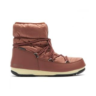 Moon Boot Low Naylon Waterproof 2 Rust Kadın Kar Botu