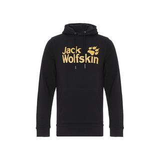 Jack Wolfskın Logo Hoody Erkek Sweatshırt