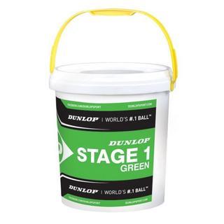 Dunlop Dunlop Stage 1 (Green) 3B Tenis Topu