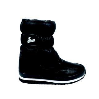 Rubber Duck Sporty Snowjoggers Fake Leather Black/Siyah Kadın Bot