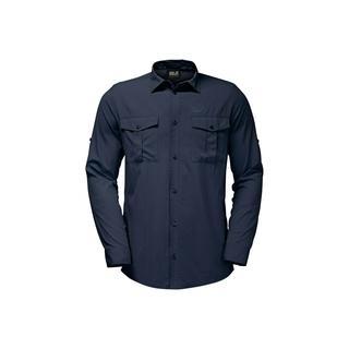 Jack Wolfskın Atacama Roll-Up Shırt Erkek Gömlek