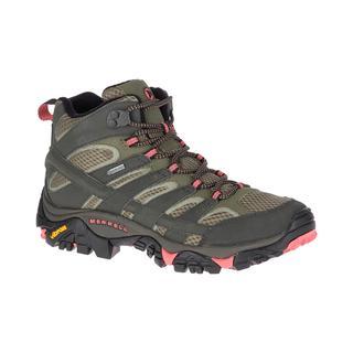 Merrell Moab 2 Mıd Gore-Tex Kadın Outdoor Ayakkabı